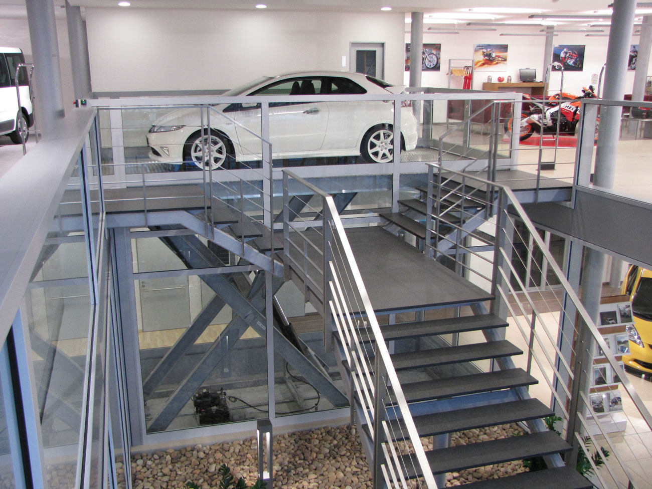 Commercial Car Lifts