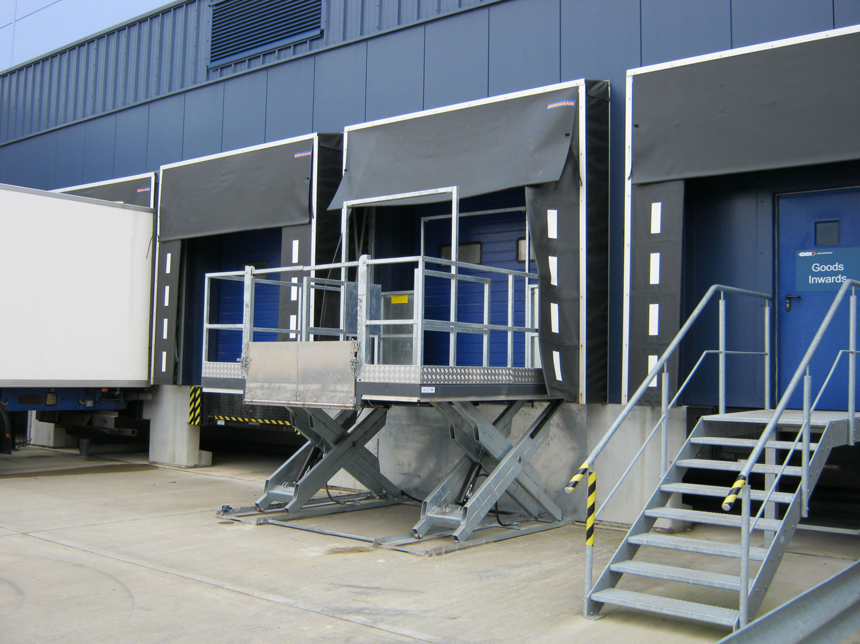 Custom Loading bay lift