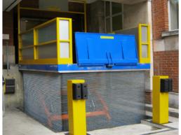 Heavy duty scissor lift custom lifts pallet lifts