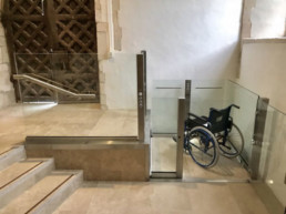disabled lifts