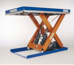 scissor lift custom lifts pallet lifts