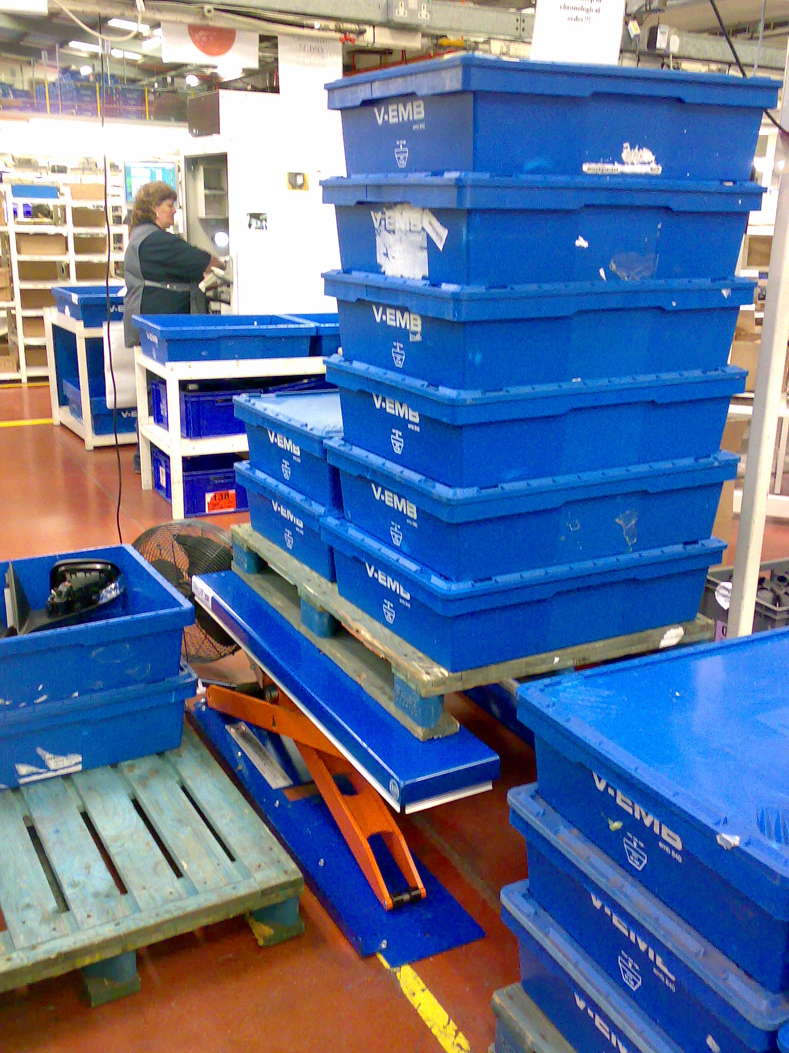 Scissor Lift Tables in UK