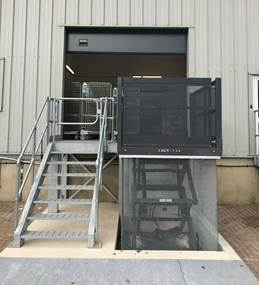 Custom lifts goods elevator